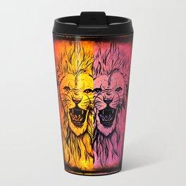 Lion's Dual Travel Mug