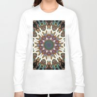 aztec Long Sleeve T-shirts featuring Aztec by IowaShots
