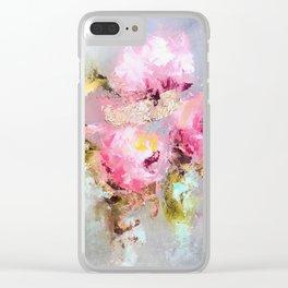 Sugar me Sweet Clear iPhone Case