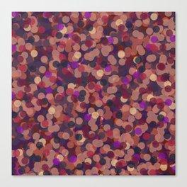 Dots 3 Canvas Print