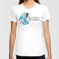 ohana T-shirts featuring Ohana by hcase