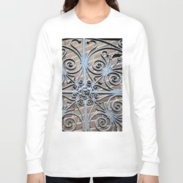 Swirls Long Sleeve T-shirt
