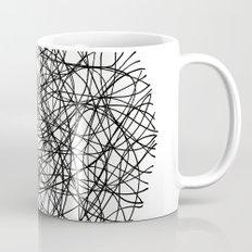Circle / Lines Mug