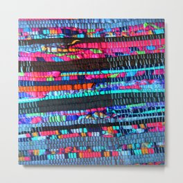 Colorful and Playfully Metal Print