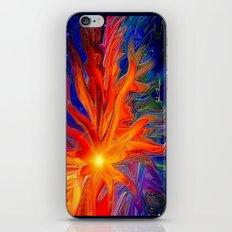Firey Light iPhone & iPod Skin