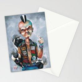 Skunk Punk Stationery Cards