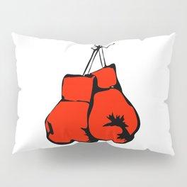 Hanging Boxing Gloves Pillow Sham