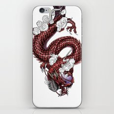 Japanese Dragon 竜 iPhone & iPod Skin