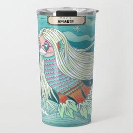 Amabie 2020 Healing Spirit Travel Mug