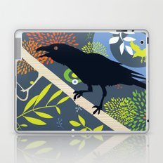 Raven Laptop & iPad Skin