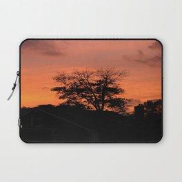 Treee on Fire Laptop Sleeve