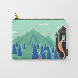 Rapunzel Carry-All Pouch