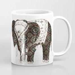 Festive Elephant love Coffee Mug