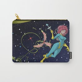 Astro Girl Carry-All Pouch