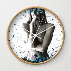 Mind Wall Clock
