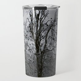 Raven's All Around jjhelene design Travel Mug