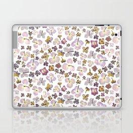 Scattered Hydrangea Laptop & iPad Skin