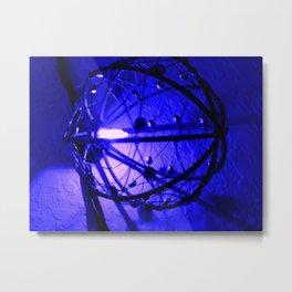 Orbital Metal Print
