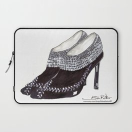 Manolos so French  Laptop Sleeve