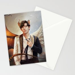 Kim Sunggyu - Demon & Angel Stationery Cards