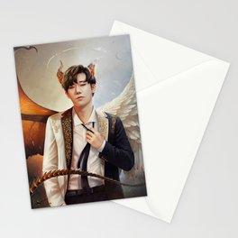 Kim Sunggyu - Demon & Angel Stationery Cards