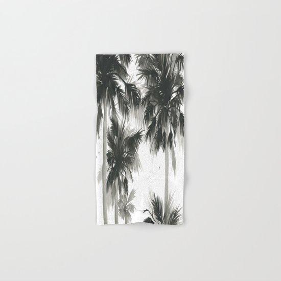 Paradis Noir IV Hand & Bath Towel