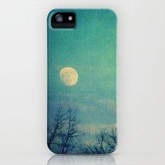Ice Moon iPhone (5, 5s) Slim Case
