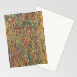 My mind on a calm day Stationery Cards