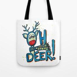 """""""Oh Deer"""" Tote Bag"""
