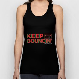 KEEP BOUNCIN' - A TRIBE CALLED QUEST Unisex Tank Top