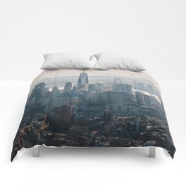 One World Trade Center Comforters