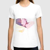 selfie T-shirts featuring selfie by Lara Castro