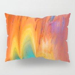 Prismatic Spring Pillow Sham