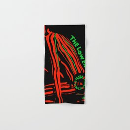 A Tribe Called Quest The Low End Theory Hand & Bath Towel