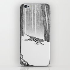 Martwood Tiger iPhone & iPod Skin