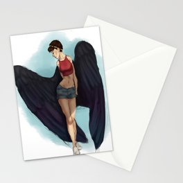 Angel  Stationery Cards