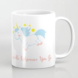 Sparkling Unicorn Coffee Mug