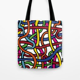 Pattern_1 Tote Bag