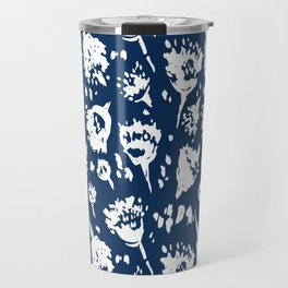 Seed Pod Indigo Travel Mug