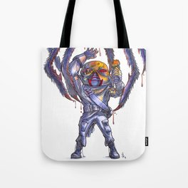 Candy-Trooper, Poison Tote Bag