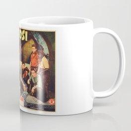 Spooks Run Wild, Bela Lugosi, vintage movie poster Coffee Mug