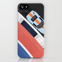 GT Racing  iPhone Case