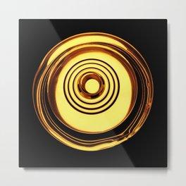 Heat Metal Print