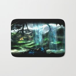 Metroid Metal: Tallon Overworld- Where it All Begins Bath Mat