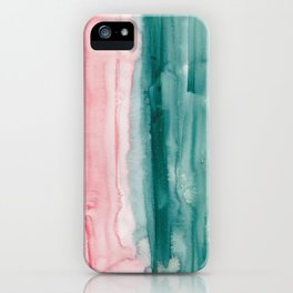 16   | 190907 | Watercolor Abstract Painting iPhone Case