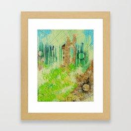 Day Dream 2 Framed Art Print