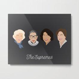 The Supremes Metal Print