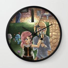 Nalu Date. Wall Clock