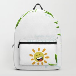 Photosynthesis Is Fun Gardener or Florist Gift Backpack