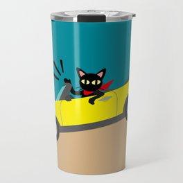 Whim in the car Travel Mug